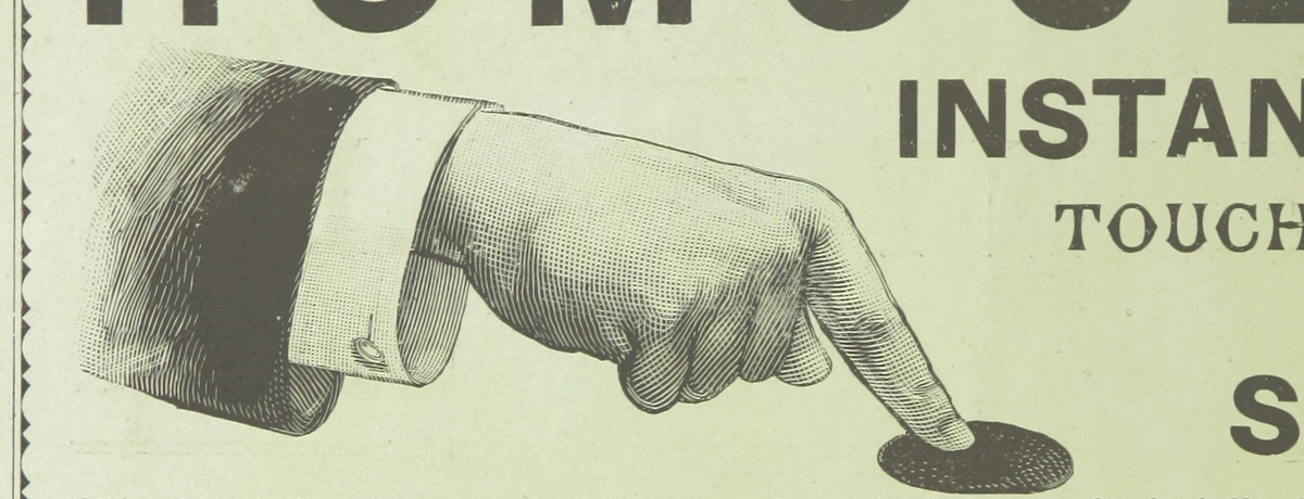 Touch, from the 'Strand' Library. no. 1-10, British Museum